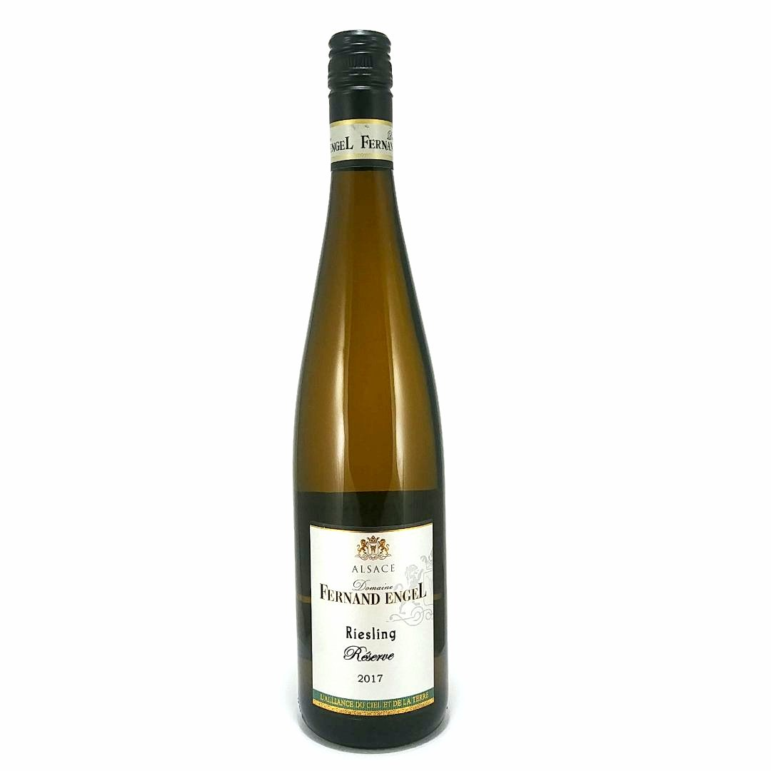 Domaine Engel – Riesling Reserve 2017