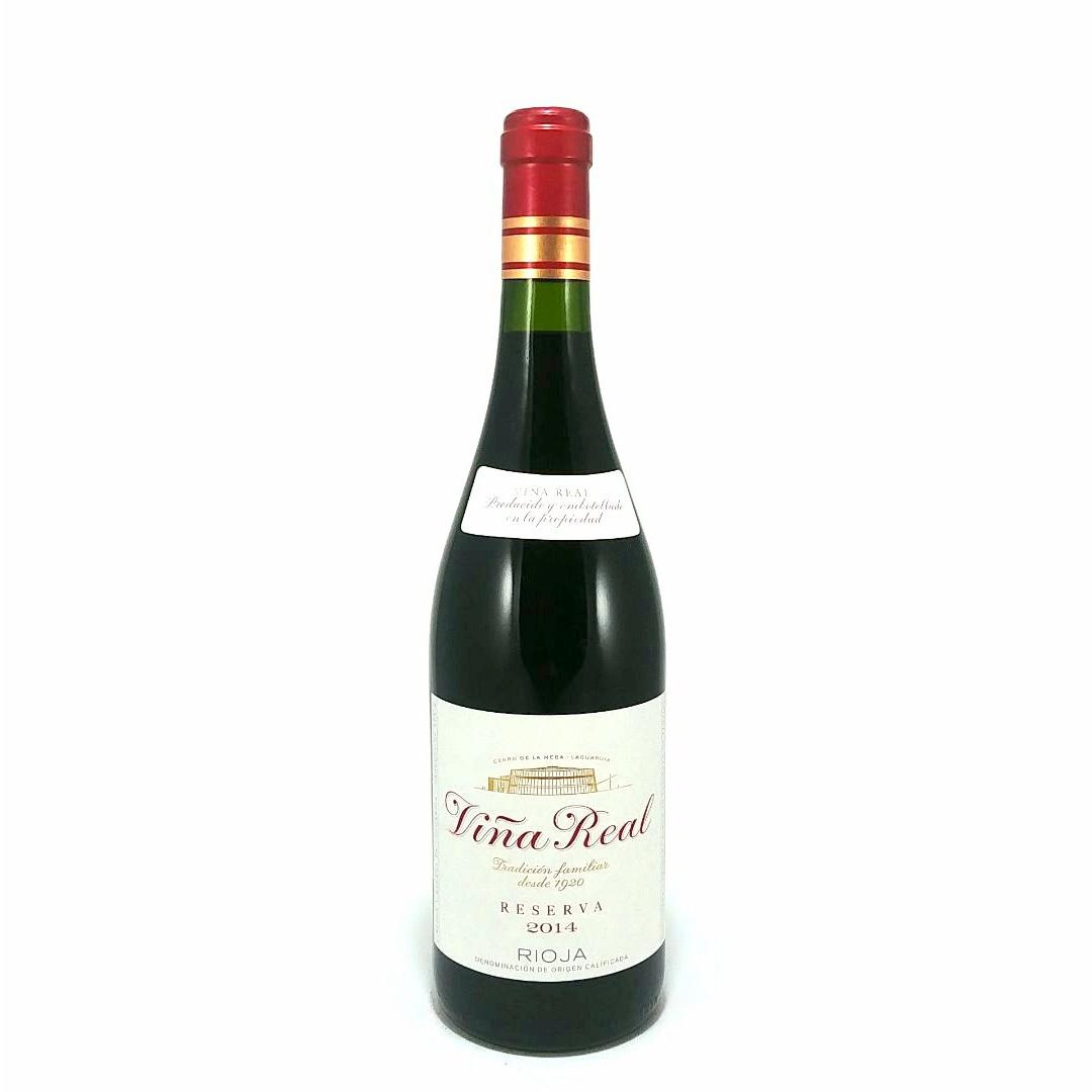 Vina Real – Rioja Reserva 2014