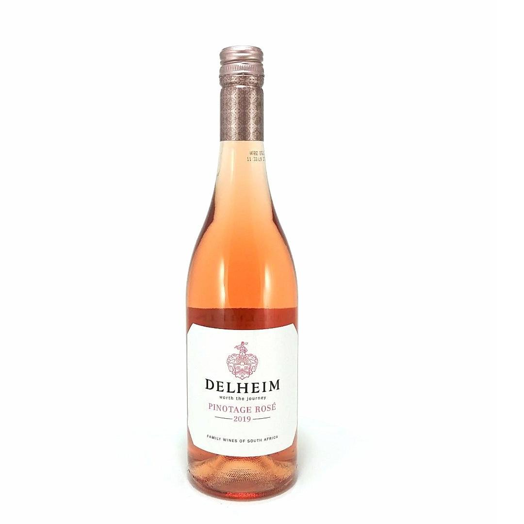 Delheim – Pinotage Rosé 2020