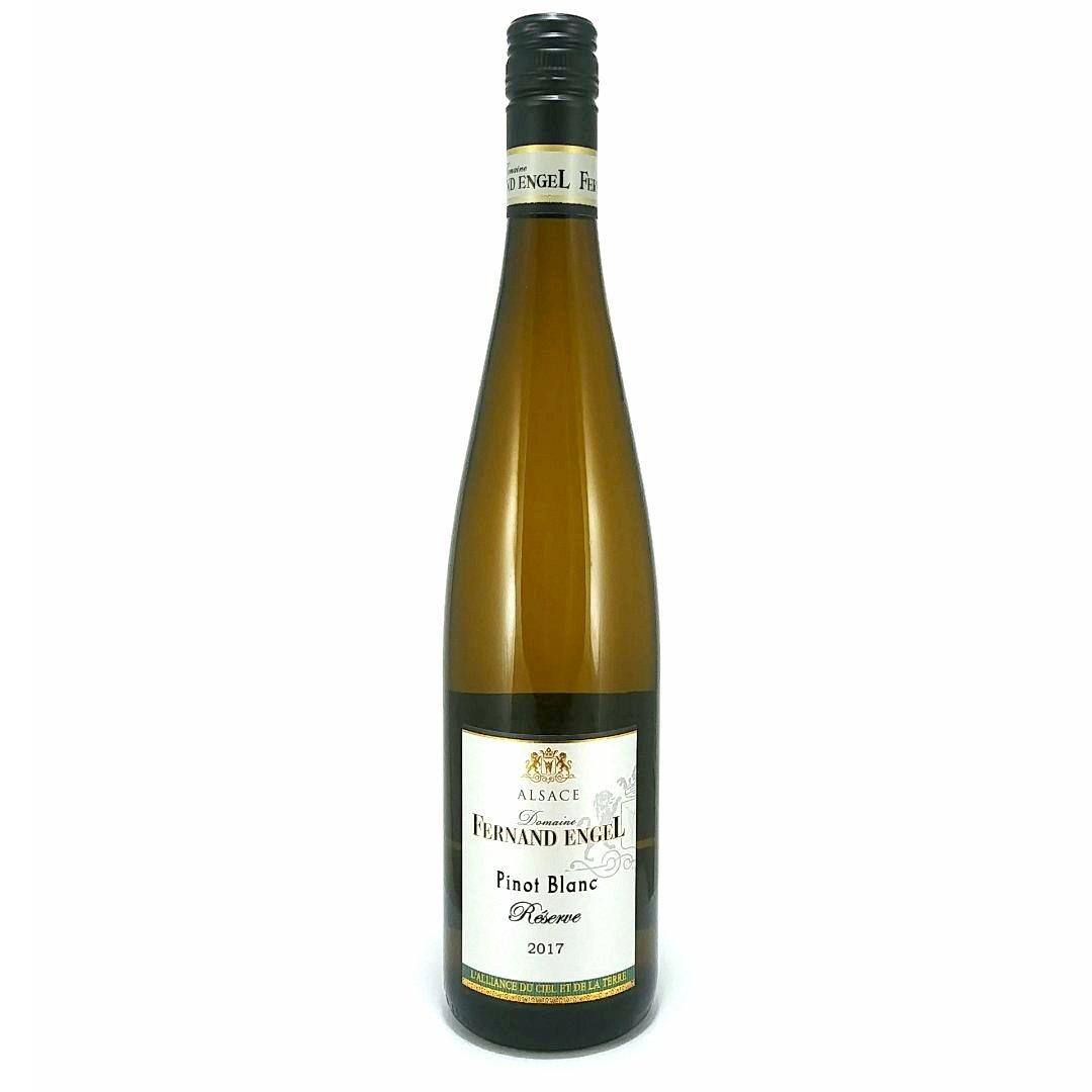 Domaine Fernand Engel – Pinot Blanc Réserve 2017