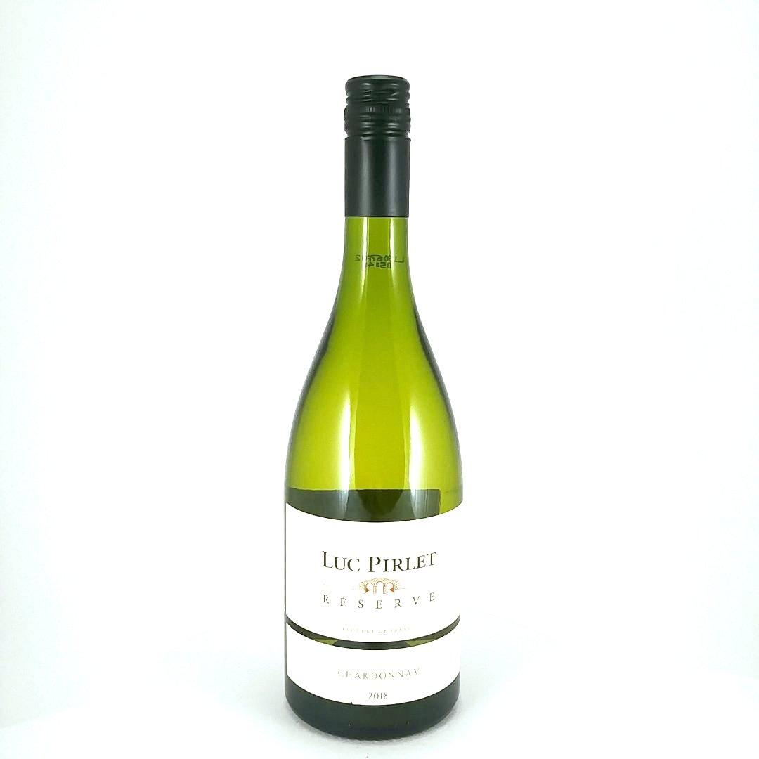 Luc Pirlet – Chardonnay Reserve 2017