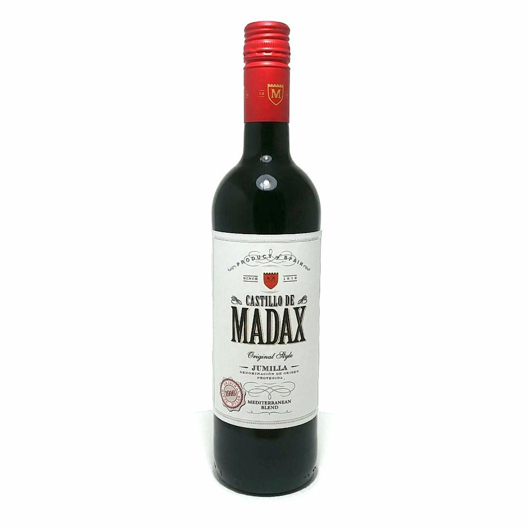 Castillo De Madax – Tinto 2018
