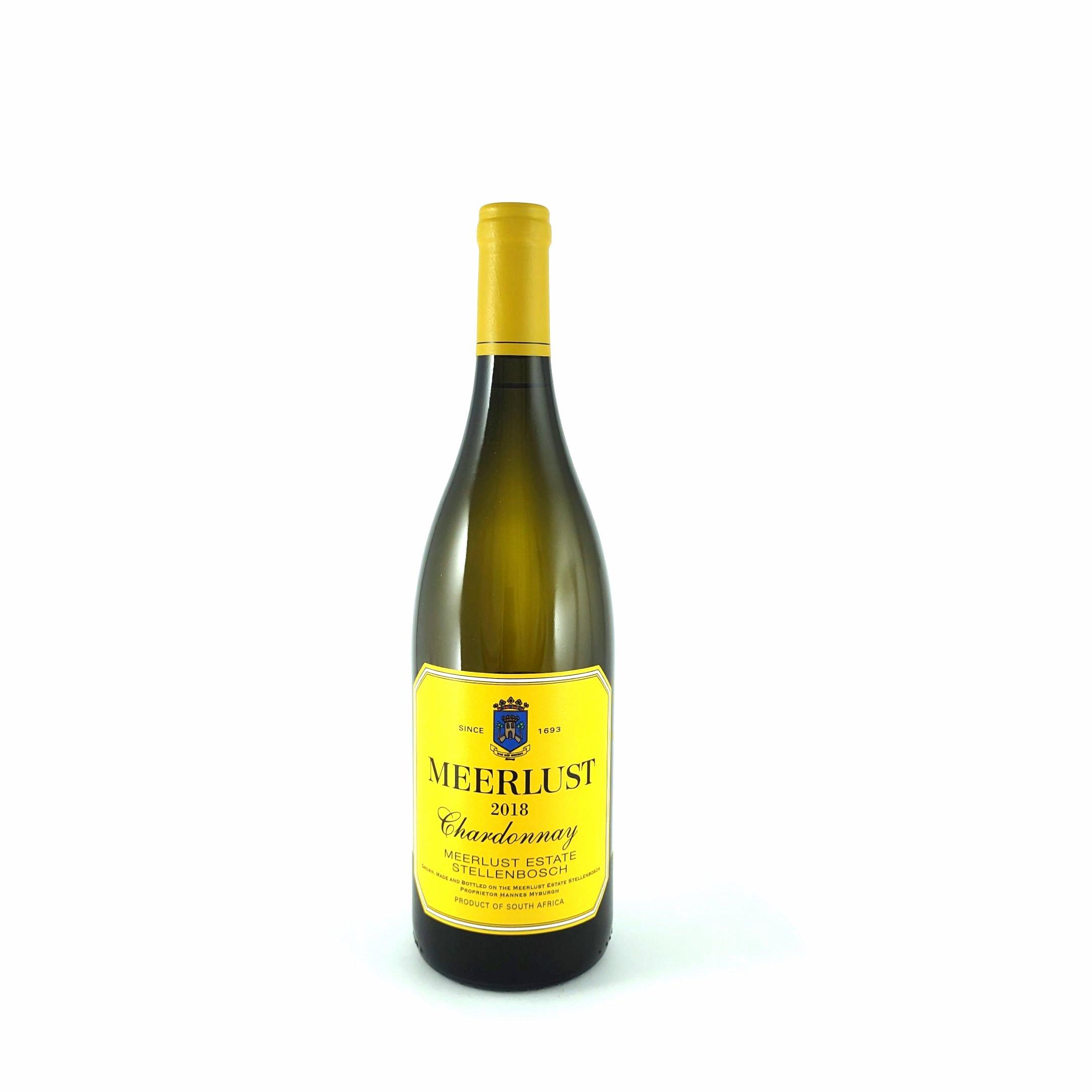 Meerlust – Chardonnay 2019