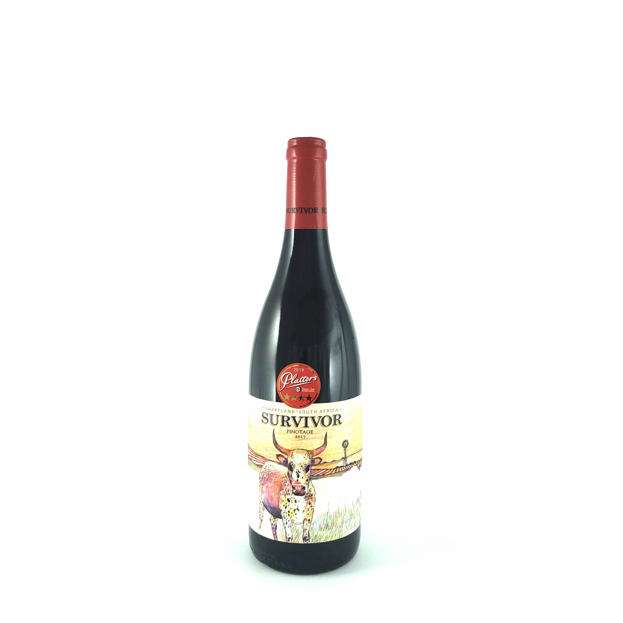 Survivor – Pinotage Barrel Select 2018