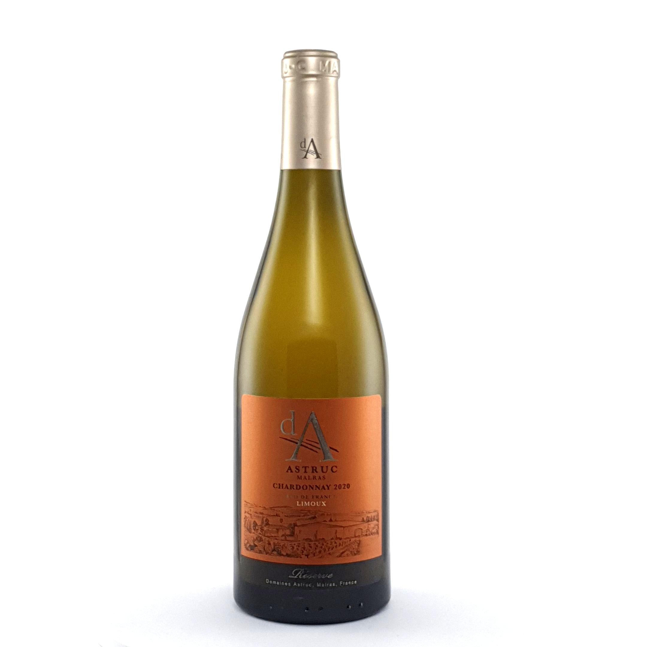 Domaine Astruc – Limoux Chardonnay 2020