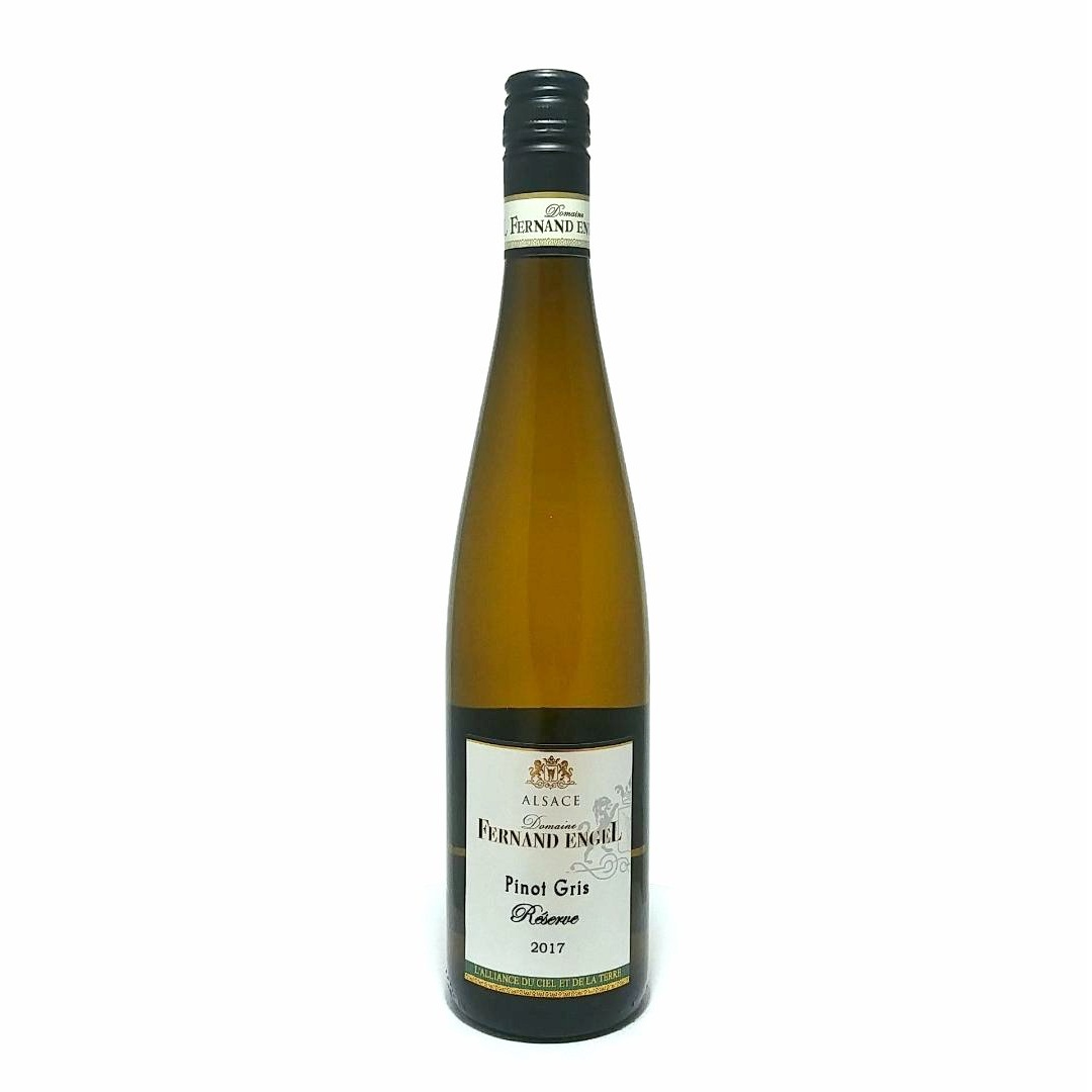 Domaine Fernand Engel – Pinot Gris Réserve 2017