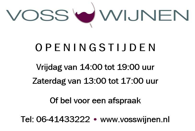 Nieuwe Openingstijden Voor De Particuliere Wijnliefhebbers