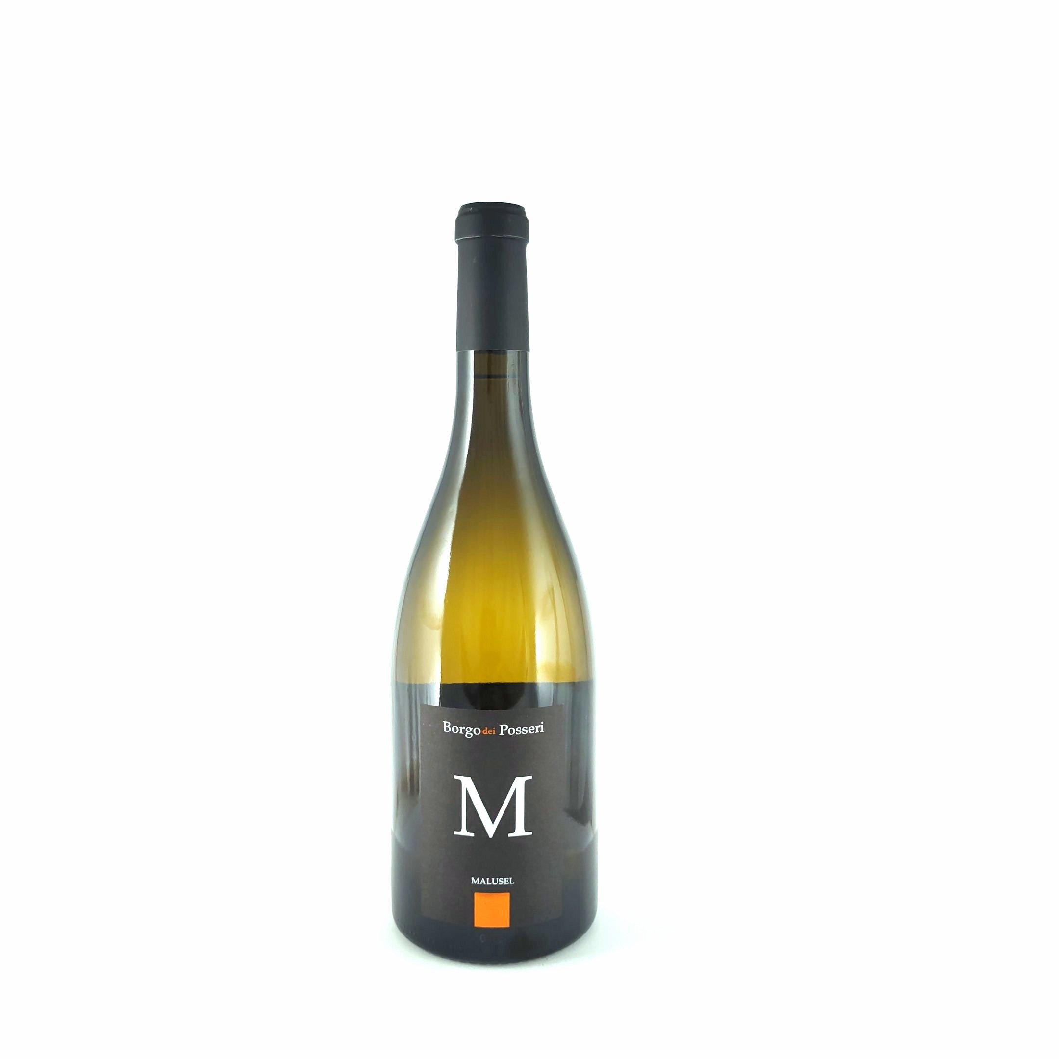 Borgo Dei Posseri – Malusel Cuvée Bianco 2016