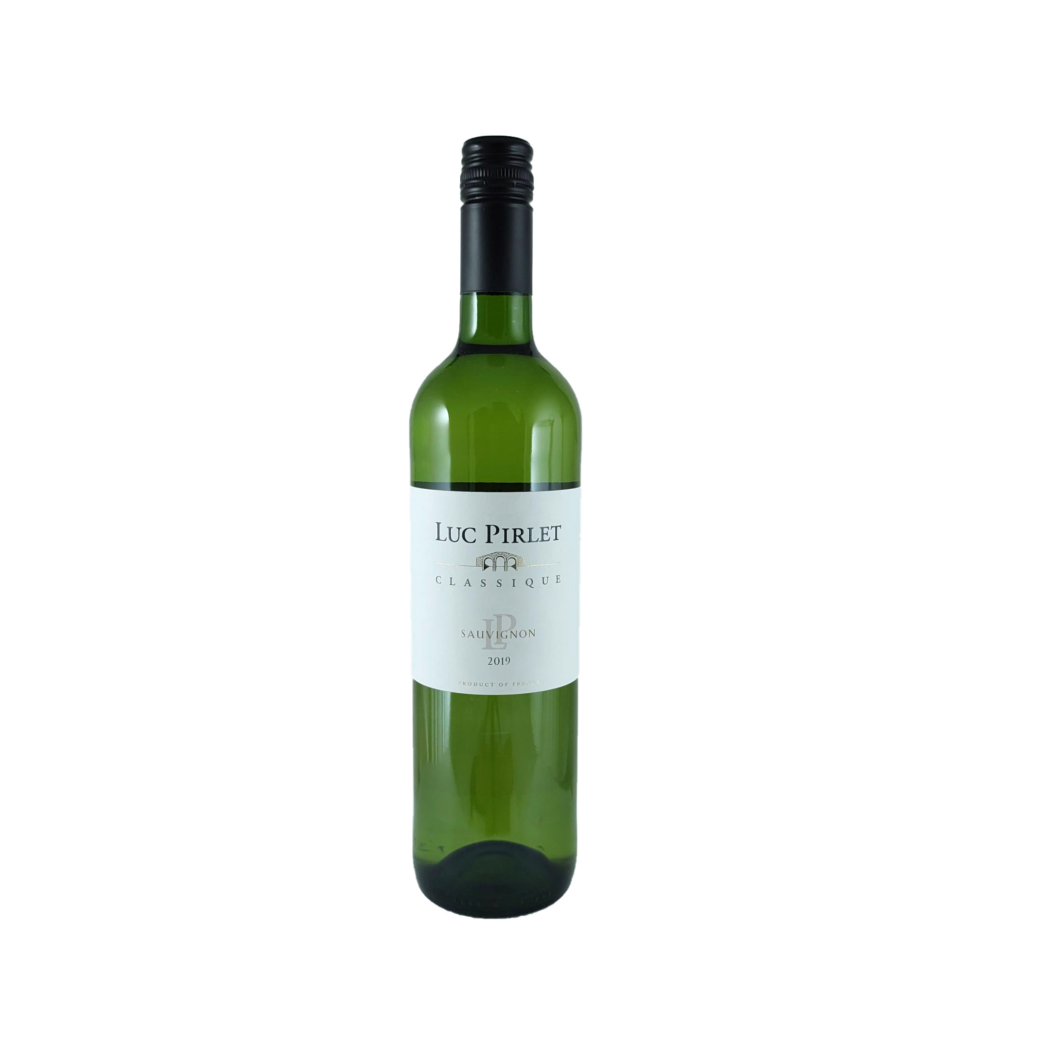 Luc Pirlet – Sauvignon Blanc Classique 2019