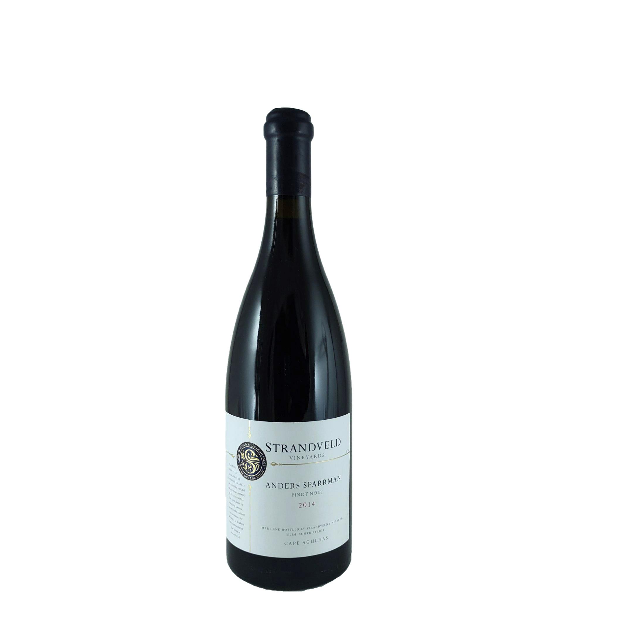 Strandveld – Anders Sparrman Pinot Noir 2014