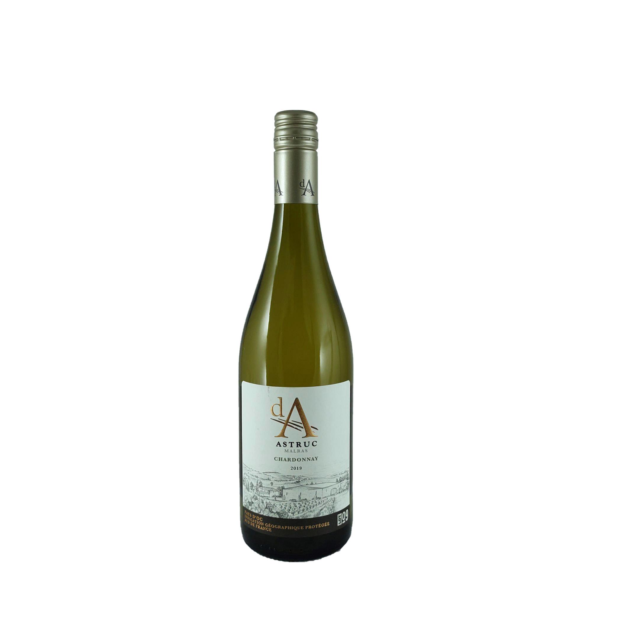 Domaine Astruc – Chardonnay 2019